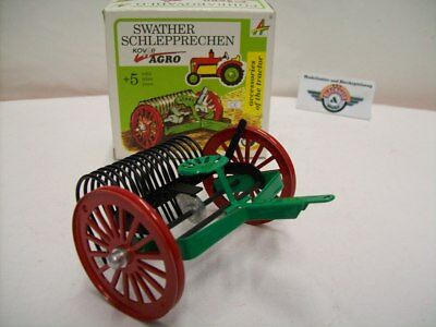 Ovp Tropf-Trocken Für Traktor Schlepprechen Kovap 1:25 swather