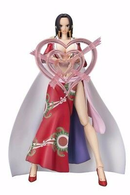 One Piece Female emperor Boa Hancock Fighting Action Figures Toy In Box Gifts