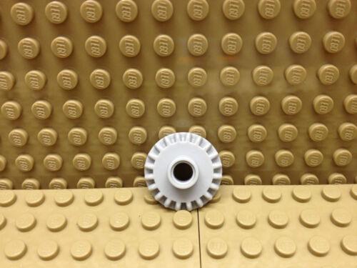 LEGO ® 4 x technologie engrenage 20 dents avec trou NEUF-Gris clair NEUF #87407