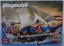 **NEU** PLAYMOBIL® 5140 Rotrock-Kanonensegler Piratenschiff **OVP**