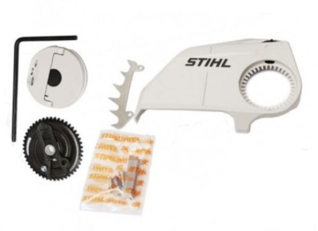 USED Stihl  021 023 025 MS210 MS250 MS 210 250 Chainsaw Oil Worm Gear