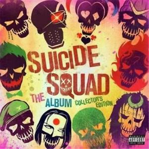 Suicide-Squad-The-Album-Collector-039-s-Edition-New-amp-Sealed-CD