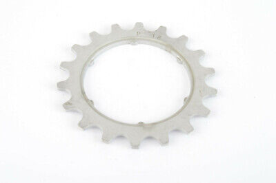 Bicycle Components & Parts Campagnolo Super Record #p-18 Aluminium Freewheel Cog With 18 Teeth Beautiful In Colour