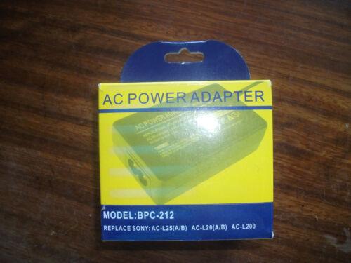 AC Adapter Charger for SONY DCR-SR57E DCR-SR5 DCR-SR5C DCR-SR60 DCR-SR60E AC-L25