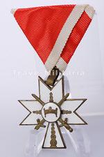 Kroatien Orden der Krone König Zvonimir 3. Klasse mit Schwertern