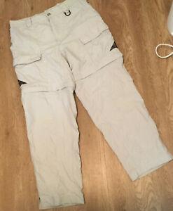 Columbia-GRT-Convertible-Packable-Hiking-Cargo-Shorts-Pants-khaki-medium
