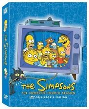 Brand New DVD The Simpsons - The Complete Fourth Season collector's edition 1992