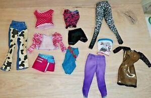 Barbie Clothes Bundle Job Lot Ebay