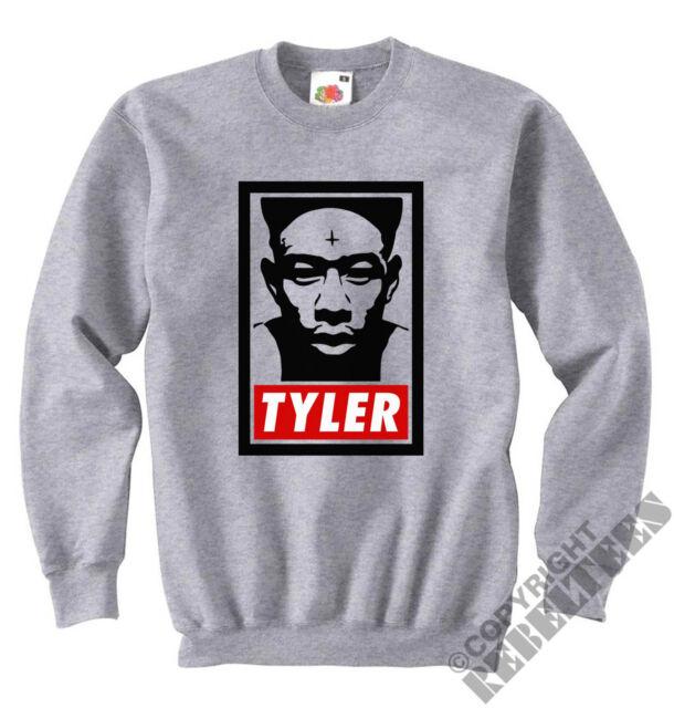 03e8080aab53 Tyler The Creator SWEATSHIRT - illustration jumper sweater top ODD FUTURE  Goblin