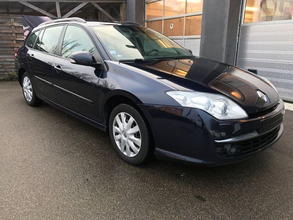 Renault Laguna III, 1,5 dCi 110 Dynamique ST, Diesel