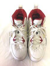 3d5f46212 item 8 Nike Air Jordan Flight 9 395553-103 Men s White Varsity Red Black  Size US 11 -Nike Air Jordan Flight 9 395553-103 Men s White Varsity Red  Black Size ...