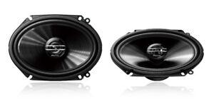 Pioneer-TS-G6820S-250-Watt-6-034-x-8-034-2-Way-Coaxial-Car-Audio-Speaker-6x8-034-5-034-x-7-034