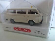 Neu Wiking 080014-1//87 Taxi Vw T3 Bus