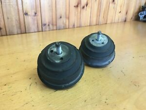 BMW-E46-M3-3-2-S54-Pair-of-Rubber-Engine-Mounts-x2