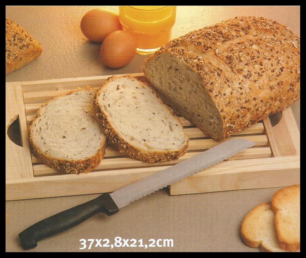 Доски для нарезки готового хлеба. Как правильно нарезать хлеб