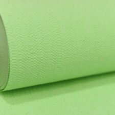 Rasch Plain Light Bright Green Textured Vinyl Wallpaper Paste The Wall
