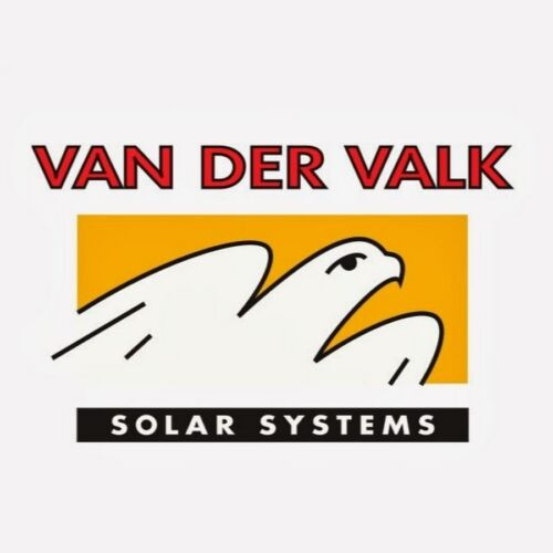 10 x van der valk fin virole argent 28-50mm panneau solaire pv