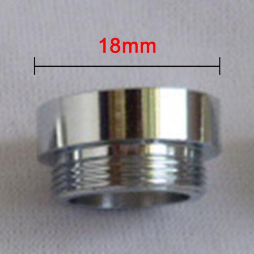 18//20//22//24 mm Adapter Ersatz Werkzeug Silber Wasseraufbereiter Langlebig