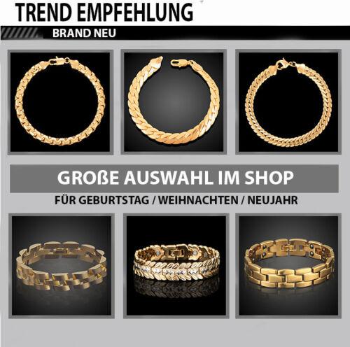Gold kette Königskette vergoldet Panzerkette 60cm Herrenkette 2MM Herren Frauen