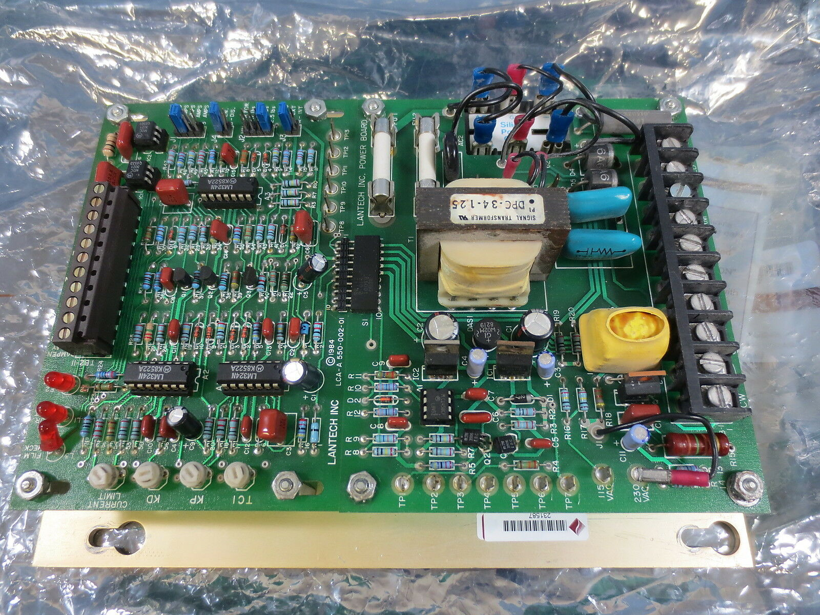 1 Used Lantech 55000201 Variable Speed Drive