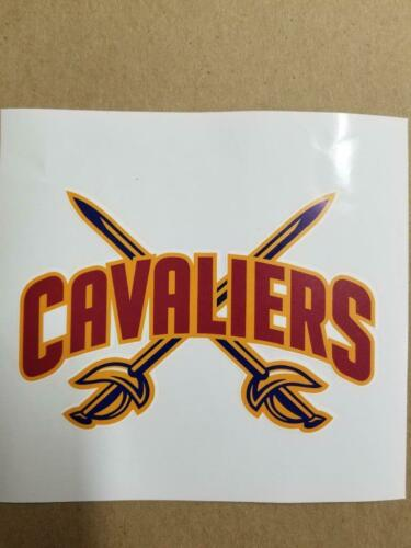 s Cleveland Cavaliers cornhole board or vehicle decal CC1