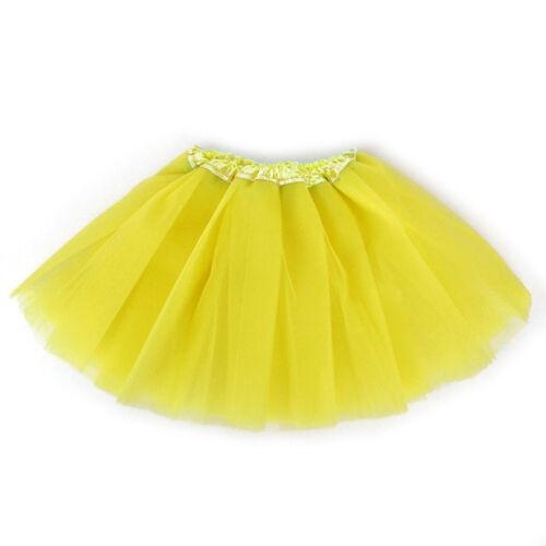 Kids Ballett Dress Skirt Kleid Dancerock Tutu Kleidung Kostüm Toddler Ballets