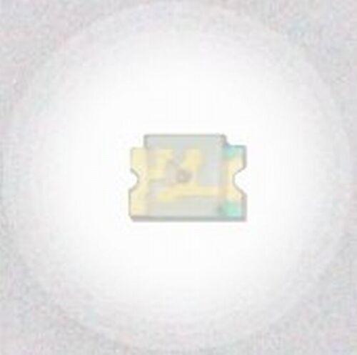 GRÜN BLAU WEIß = Auswahl 0805 klar LED/'s Bauform * ROT SMD GELB =