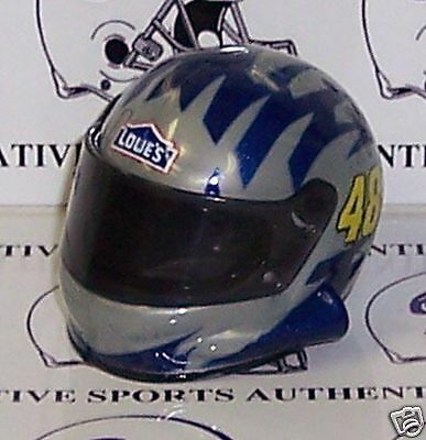 JIMMIE JOHNSON #48 LOWE/'S NASCAR POCKET PRO MINI HELMET QTY 3