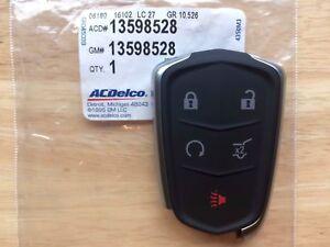2015-2017-OEM-Cadillac-SRX-Smart-Keyless-Entry-Remote-Fob-Transmitter-13598528