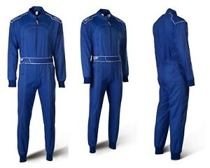 Daytona-Karting-Suit-blau-Speed-Racewear-Single-Layer-1-Piece-Racing-Suit