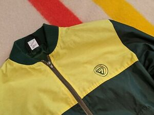 Vtg-Caterham-Super-7-Car-Jacket-by-New-Concept-Formula-One-Made-in-England