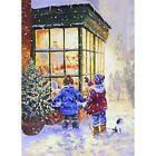 Winter Scene Advent 9781781244258 by Adhesive Calendar