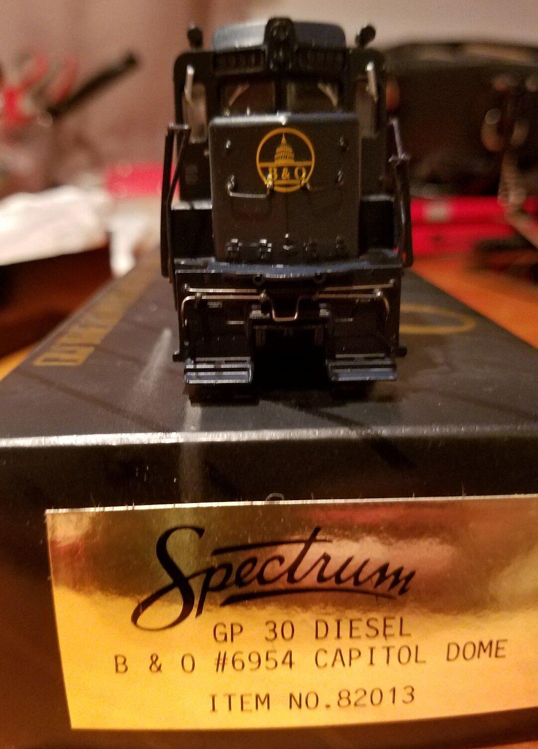 Bachmann Spectrum GP 30 Diesel B &O Capitol Dome Post nr 82013