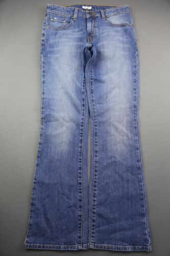 Women's Dockers Jeans 5 Pocket Boot Cut Measuremen