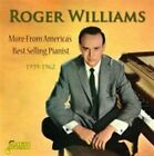 More from America's Best Selling Pianist: 1959-1962 by Roger Williams (Piano) (CD, Sep-2015, 2 Discs, Jasmine Records)