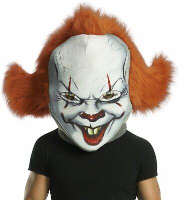 Rubies It Pennywise Payaso Adulto Película Horror Halloween Máscara Disfraz