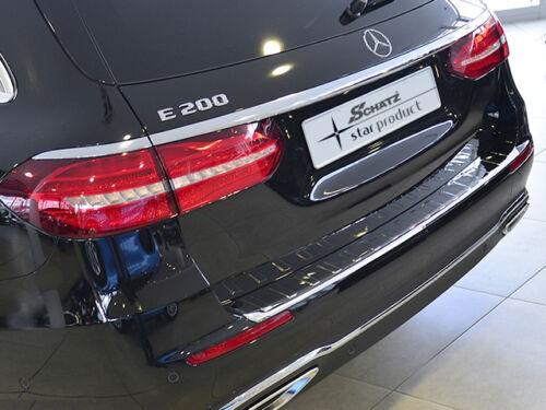 Mercedes W213 Classe e Protezione Cromata Paraurti Posteriore Familiare Kombi