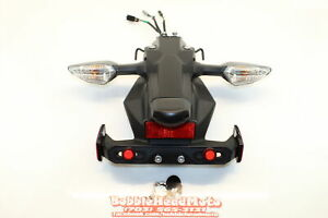 18-21-Kawasaki-Ninja-400-Oem-Rear-Back-Fender-Mud-Guard-D2