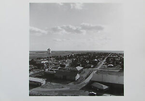 Frank-Gohlke-HAPPY-TEXAS-FROM-TOP-OF-A-GRAIN-ELEVATOR-Druck-aus-der-70er-print