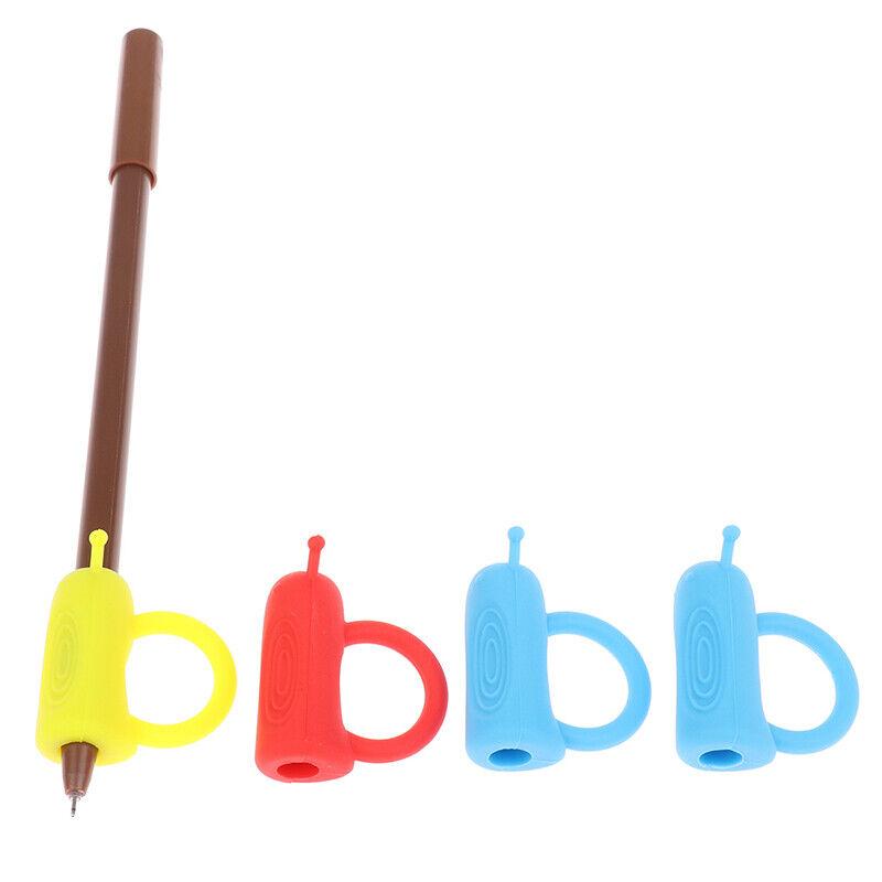 4Pcs Children Pencil Holding Practice Device Correct Postures Grip HolderFU DAN