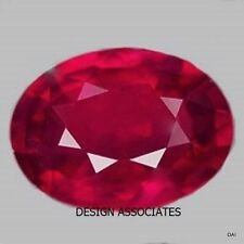 RUBY OVAL  CUT GORGEOUS RED NATURAL 18.30 X14 MM
