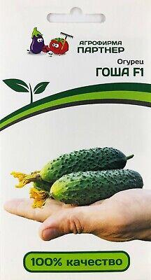 "Non-GMO Cucumber /""Shosha F1/""  Russian High Quality"
