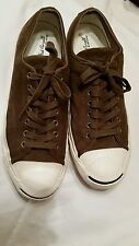 Jack Purcell Signature brown leather sneakers Converse  sz 12M