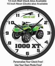 2016 ARCTIC CAT 1000 XT ATV WALL CLOCK-POLARIS, CAN-AM, YAMAHA, HONDA