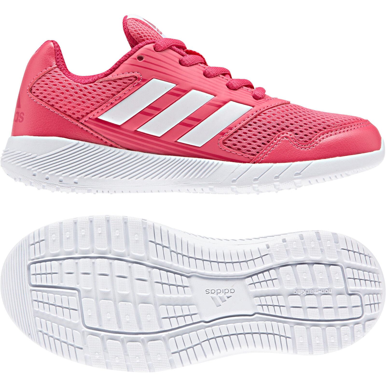 Adidas Enfants Jeunes Filles Chaussures Altarun Training Sporty Running Trainers CQ0038