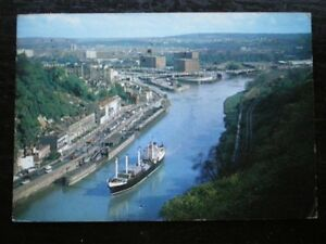 POSTCARD BRISTOL RIVER AVON FROM CLIFTON BRIDGE - Tadley, United Kingdom - Full Refund less postage if not 100% satified Most purchases from business sellers are protected by the Consumer Contract Regulations 2013 which give you the right to cancel the purchase within 14 days after the day you receive th - Tadley, United Kingdom