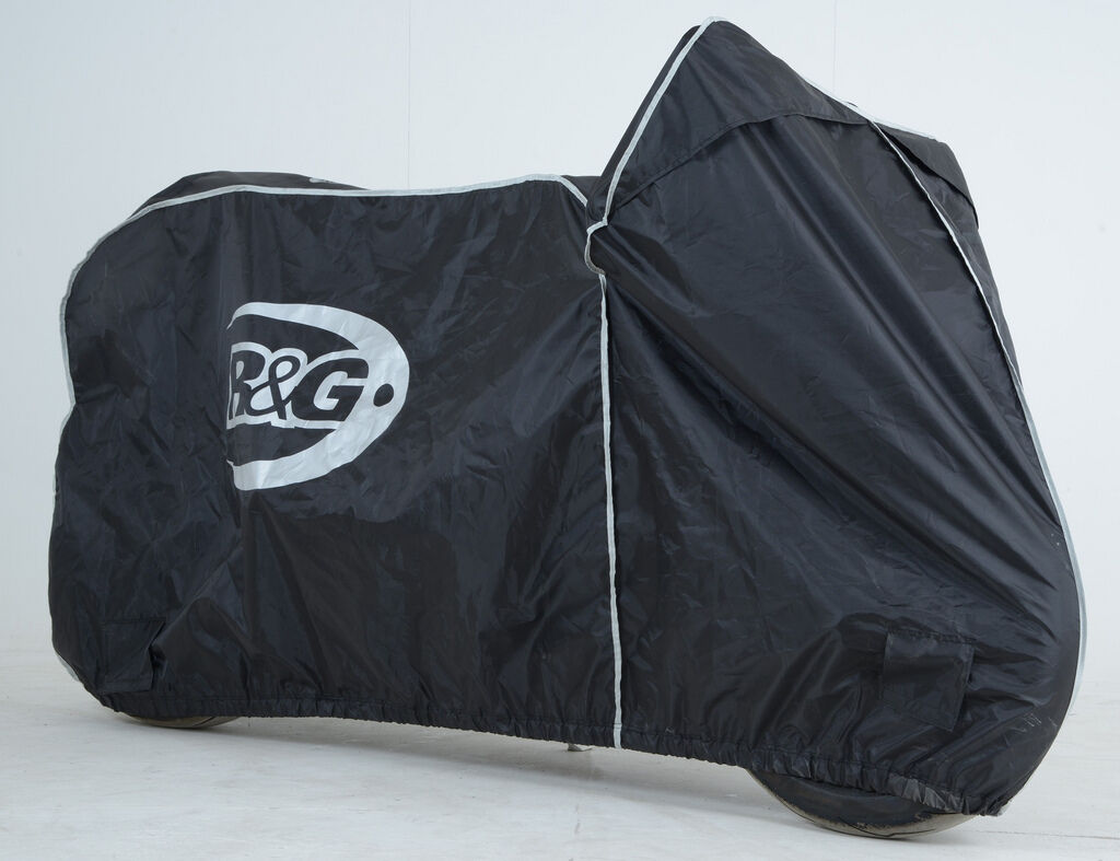 R&G RACING SUPERBIKE MOTORCYCLE OUTDOOR RAIN COVER NEWEST MODEL OUT, SUPER BIKE