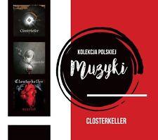 3CD CLOSTERKELLER Aurum, Bordeaux, Scarlet / Kolekcja muzyki polskiej