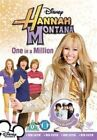 Hannah Montana One in a Million 8717418169046 With Miley Cyrus DVD Region 2