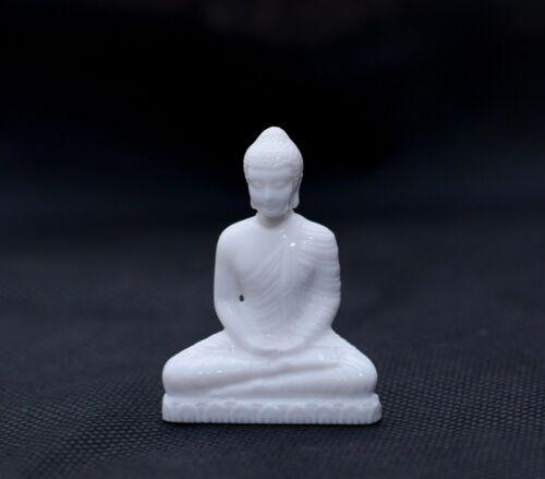 Buddha Statues 5cm X 3.7cm Detailed Figurine Theravada Dashboard Home Decor